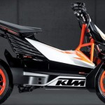 KTM E-speed koncept