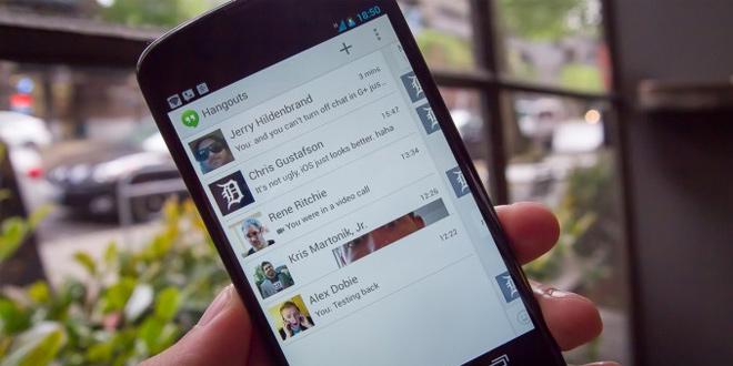 Googleov Hangouts prvi korak prema jedinstvenom sustavu komuniciranja