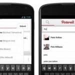 Pinterest za android azuriran obavijestima