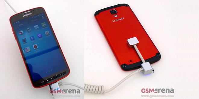 Procurio izgled Samsunga Galaxy S4 Active