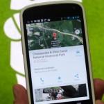 Poboljšan Google Maps za Androide