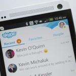 Skype za Android 4