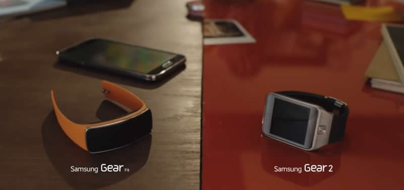 Samsung Gear presents Another Me