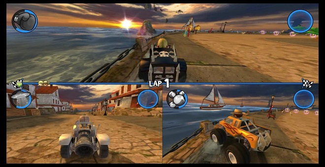 beach-buggy-racing-gameplay