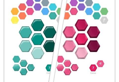 Hexagon Colors