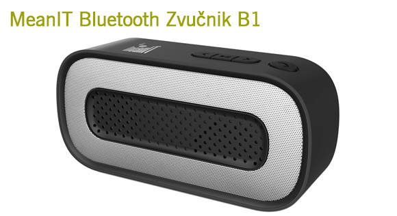MeanIT Bluetooth Zvučnik B1