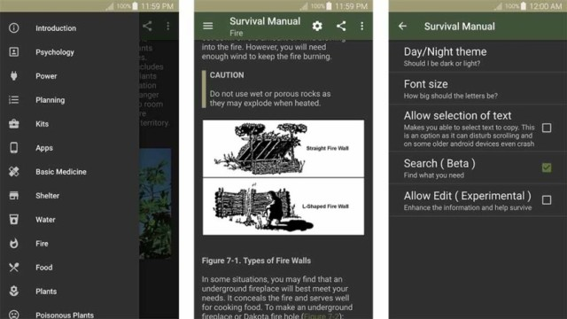 Offline-Survival-Manual