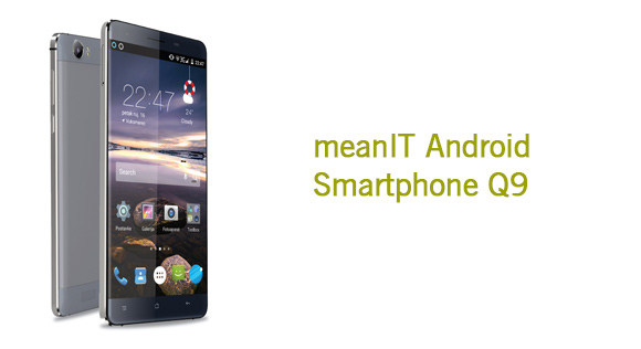 meanIT Android Smartphone Q9