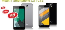 meanIT Smartphone C3 i C31