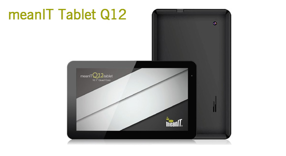 meanIT Tablet Q12