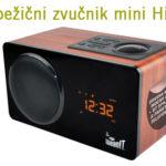 meanIT bežični zvučnik mini Hi-Fi B2