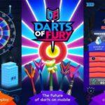 Darts of Fury