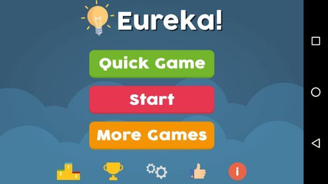 Eureka Quiz