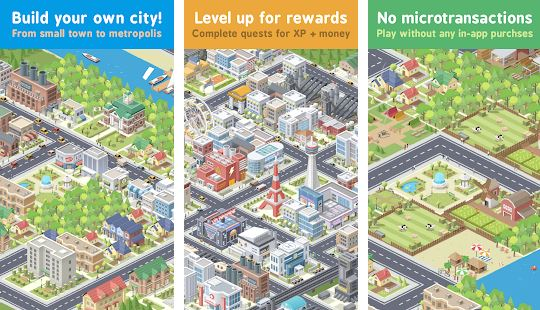Pocket City