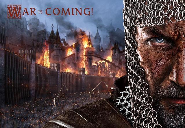 Thrones Kingdom At War